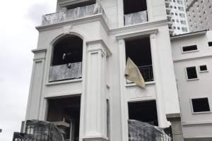 Thiết kế biệt thự HDI Tây Hồ Võ Chí Công