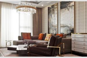 Chung cư Tây Hồ Residence: căn 3 phòng ngủ đầy đủ nội thất chỉ từ 3.9 tỷ