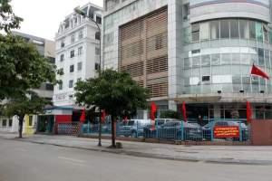 Bán nhà Dương Khuê.40m2, mặt tiền 4m .giá 12.5 tỷ.kinh doanh sầm uất.