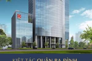 Chung cư BRG Grand Plaza 16 Láng Hạ