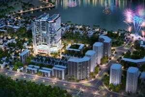 Chung cư Capitaland Tây Hồ