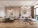 Nội thất bàn giao căn hộ chung cư BRG Grand Plaza 16 Láng Hạ