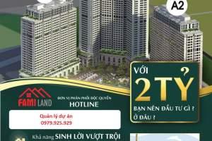 SHOPHOUSE IA-20 CIPUTRA 38-54 triệu/m2