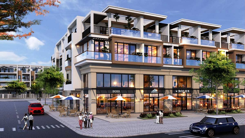 Dòng Shophouse TNR Bỉm Sơn Thanh Hóa