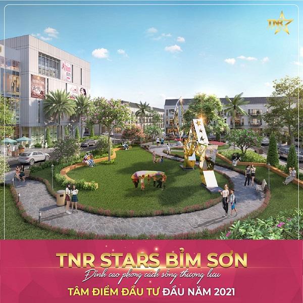 phối cảnh dự án TNR Bỉm Sơn 1