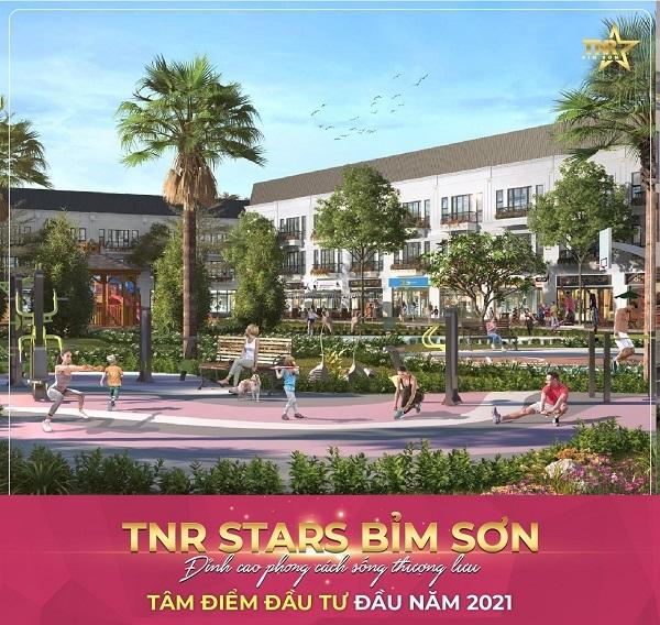 phối cảnh dự án TNR Bỉm Sơn